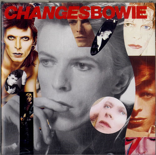 David Bowie Changesbowie CD album (CDLP) UK BOWCDCH581522