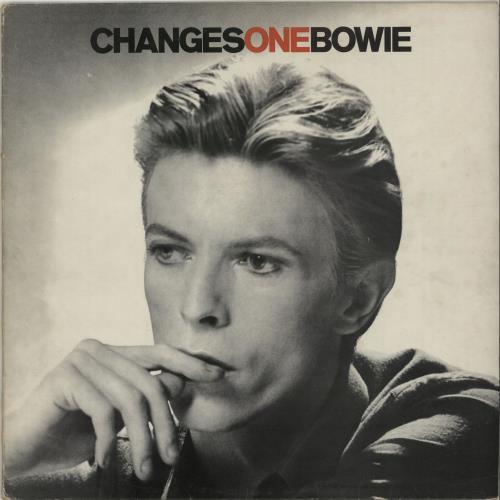 David Bowie Changesonebowie - 2nd vinyl LP album (LP record) UK BOWLPCH336847
