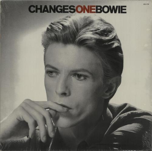 David Bowie Changesonebowie - Sealed vinyl LP album (LP record) US BOWLPCH369848