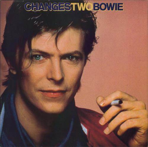 David Bowie Changestwobowie vinyl LP album (LP record) UK BOWLPCH275262
