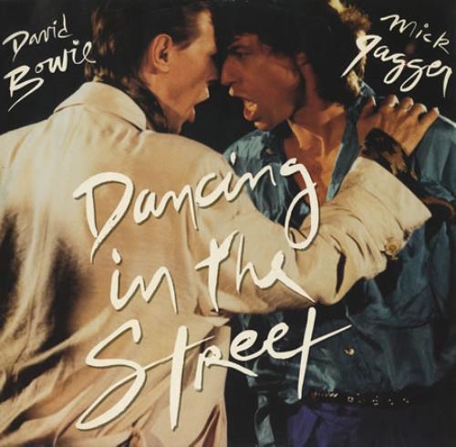 "David Bowie Dancing In The Street 12"" vinyl single (12 inch record / Maxi-single) UK BOW12DA33819"