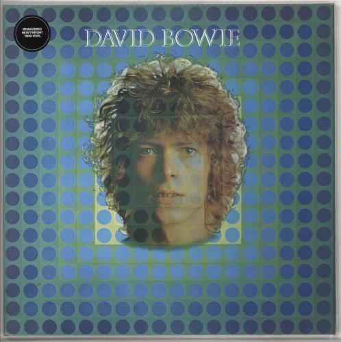 David Bowie David Bowie [Space Oddity] - Sealed vinyl LP album (LP record) UK BOWLPDA724283