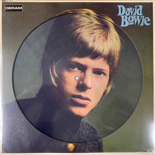 David Bowie David Bowie - Sealed picture disc LP (vinyl picture disc album) UK BOWPDDA762220