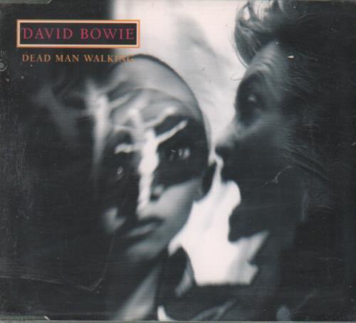 """David Bowie Dead Man Walking CD single (CD5 / 5"""") German BOWC5DE107980"""