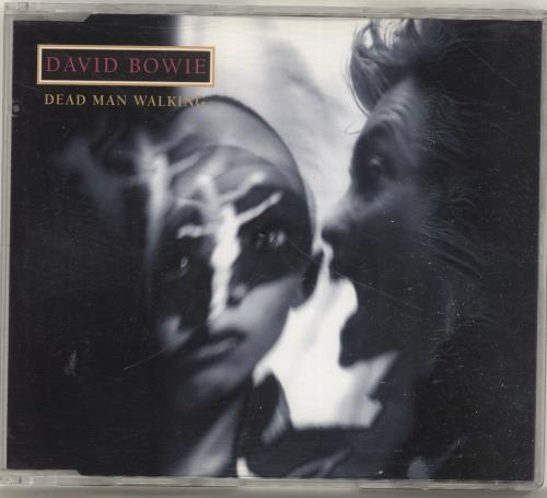 """David Bowie Dead Man Walking CD single (CD5 / 5"""") German BOWC5DE82973"""