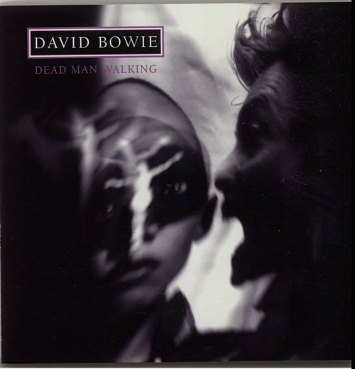 "David Bowie Dead Man Walking CD single (CD5 / 5"") US BOWC5DE85536"
