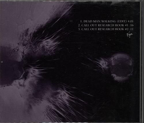 """David Bowie Dead Man Walking CD single (CD5 / 5"""") US BOWC5DE85536"""