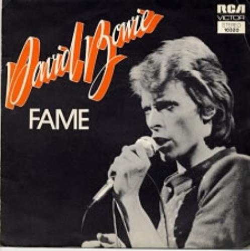 David Bowie Fame French 7 Quot Vinyl Single 7 Inch Record