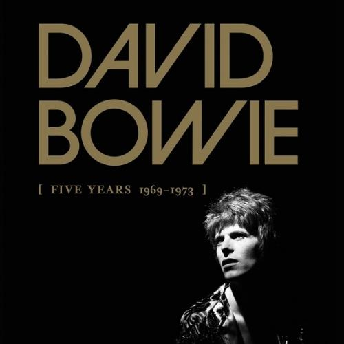 David Bowie Five Years 1969-1973 - Sealed Box Vinyl Box Set UK BOWVXFI647290
