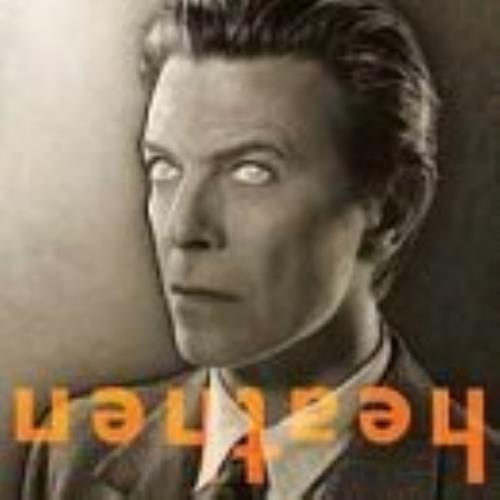 David Bowie Heathen CD album (CDLP) UK BOWCDHE221090