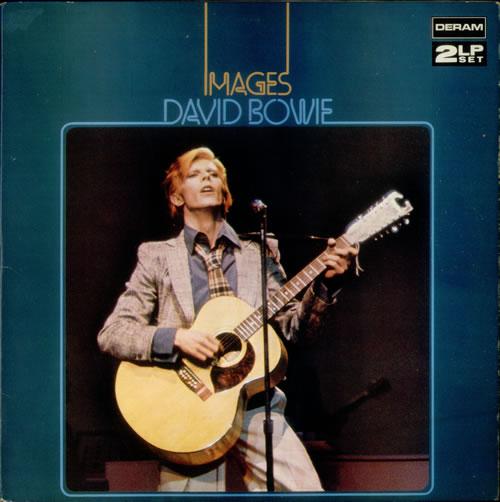 David Bowie Images 2-LP vinyl record set (Double Album) UK BOW2LIM215781
