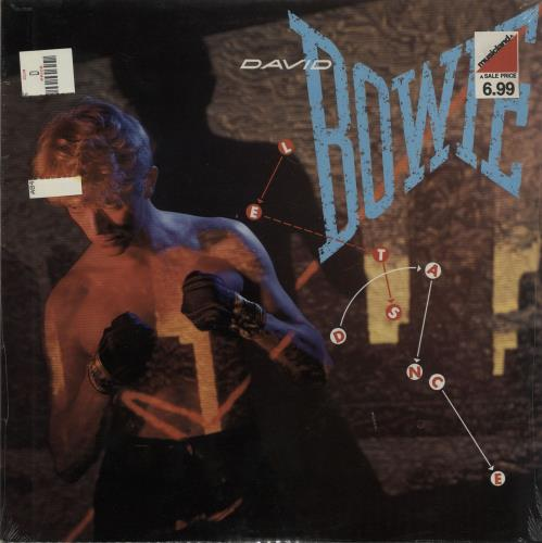 David Bowie Let's Dance - Sealed vinyl LP album (LP record) US BOWLPLE438517