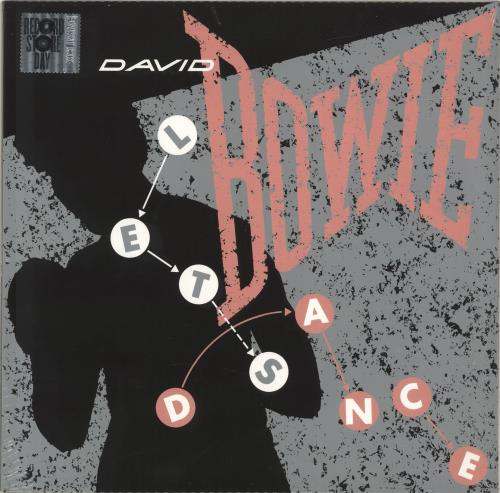 "David Bowie Let's Dance Demo - 180gm - Sealed 12"" vinyl single (12 inch record / Maxi-single) UK BOW12LE694816"