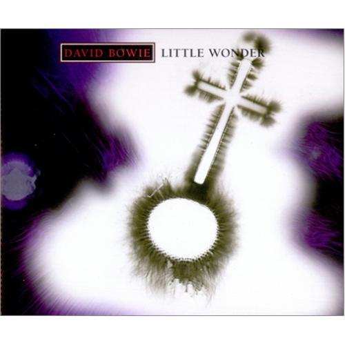"""David Bowie Little Wonder CD single (CD5 / 5"""") UK BOWC5LI78046"""