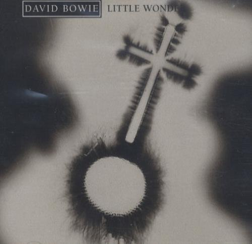 "David Bowie Little Wonder CD single (CD5 / 5"") US BOWC5LI83744"