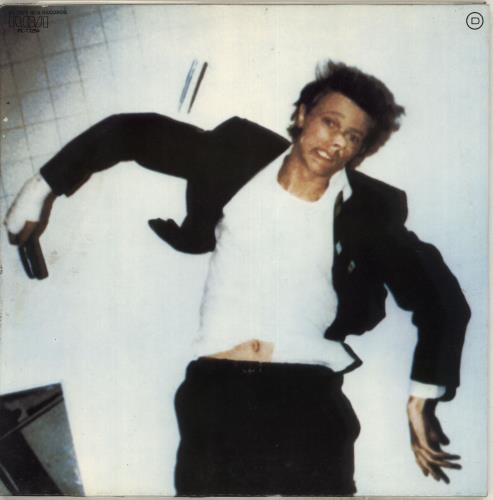 David Bowie Lodger vinyl LP album (LP record) Spanish BOWLPLO713054