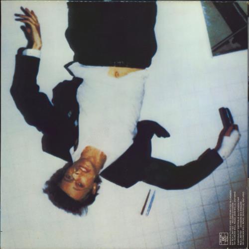 David Bowie Lodger vinyl LP album (LP record) Canadian BOWLPLO771244