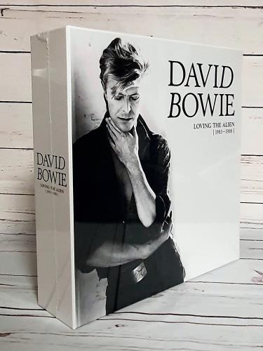 David Bowie Loving The Alien [1983-1988] - 180gm Vinyl Box Set UK BOWVXLO749806