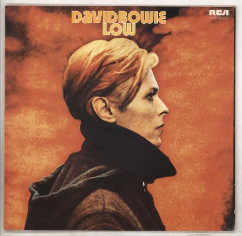 David Bowie Low vinyl LP album (LP record) German BOWLPLO245181