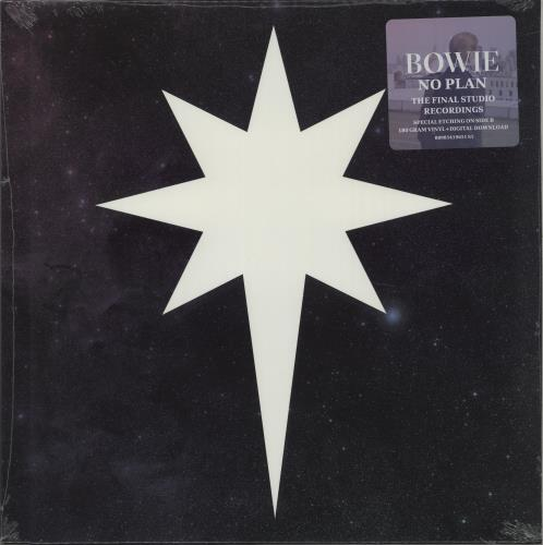 "David Bowie No Plan - Sealed 12"" vinyl single (12 inch record / Maxi-single) UK BOW12NO671659"