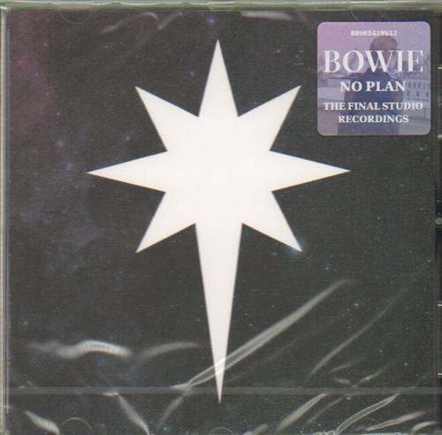 "David Bowie No Plan EP - Sealed CD single (CD5 / 5"") UK BOWC5NO667472"