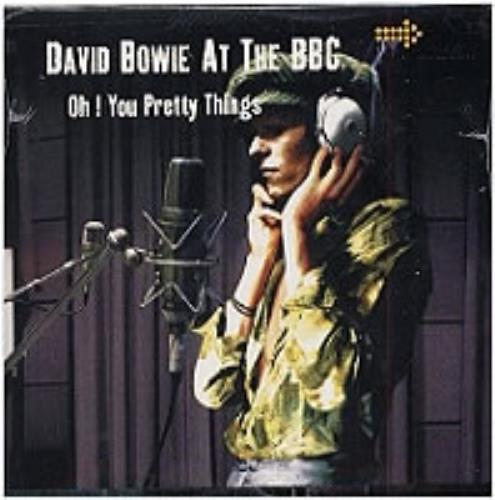 """David Bowie Oh! You Pretty Things CD single (CD5 / 5"""") French BOWC5OH172496"""