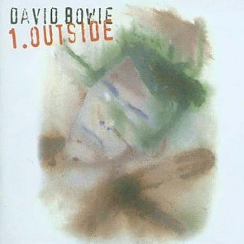 David Bowie Outside 2 CD album set (Double CD) UK BOW2COU302513