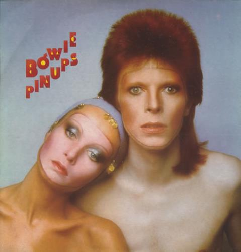 David Bowie Pin Ups - EX vinyl LP album (LP record) UK BOWLPPI266572