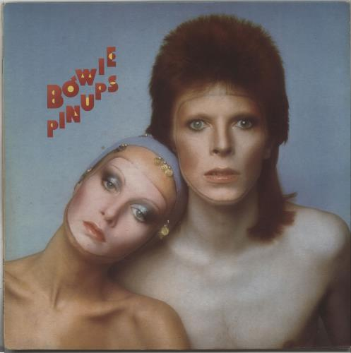 David Bowie Pin Ups vinyl LP album (LP record) French BOWLPPI665498