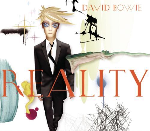 David Bowie Reality CD album (CDLP) UK BOWCDRE256616