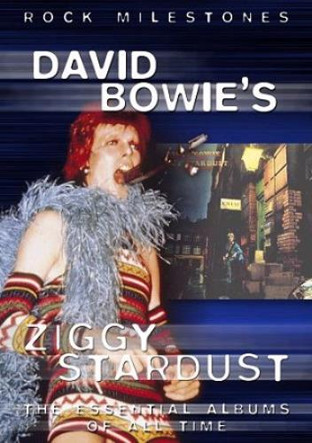David Bowie Rock Milestones - Ziggy Stardust - Sealed DVD UK BOWDDRO355179