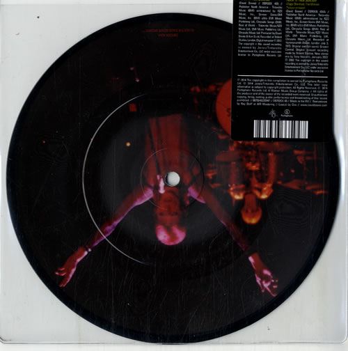 "David Bowie Rock 'n' Roll Suicide - RSD14 - Sealed 7"" vinyl picture disc 7 inch picture disc single UK BOW7PRO602656"