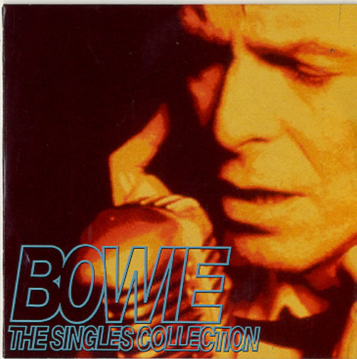 David Bowie Selections From The Singles Collection Uk Promo Cd Album Cdlp 24216