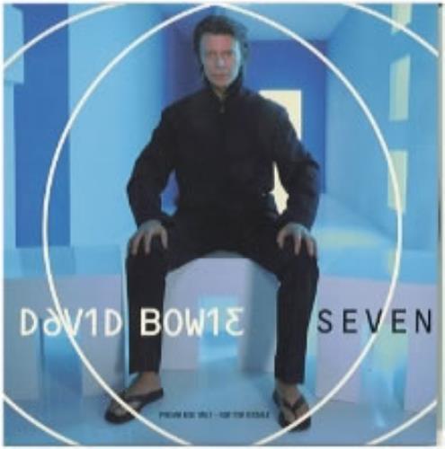 """David Bowie Seven CD single (CD5 / 5"""") UK BOWC5SE159622"""