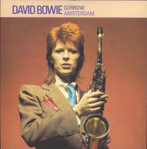 """David Bowie Sorrow 7"""" vinyl single (7 inch record) UK BOW07SO618742"""