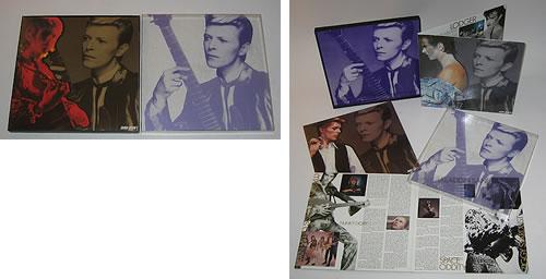 David Bowie Sound + Vision - EX Vinyl Box Set US BOWVXSO380910