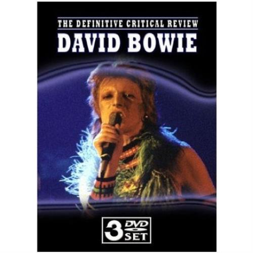 David Bowie The Definitive Critical Review DVD UK BOWDDTH383884