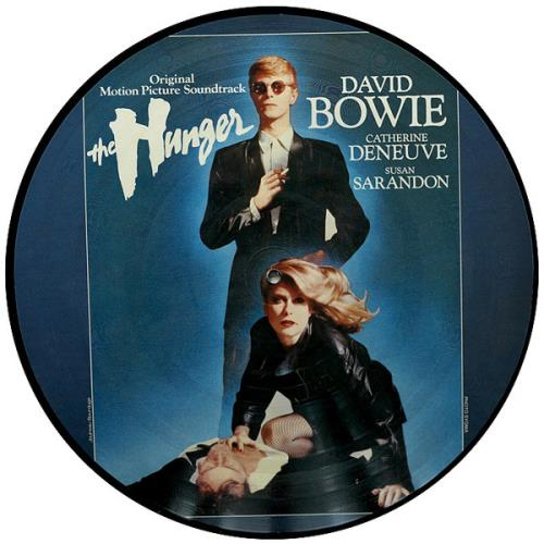 David Bowie The Hunger French Picture Disc Lp Vinyl