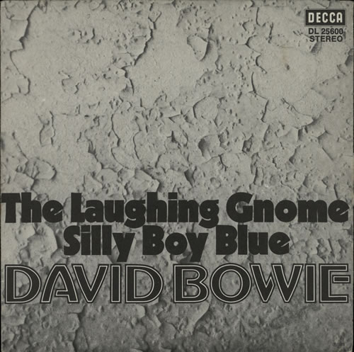 "David Bowie The Laughing Gnome 7"" vinyl single (7 inch record) German BOW07TH228984"