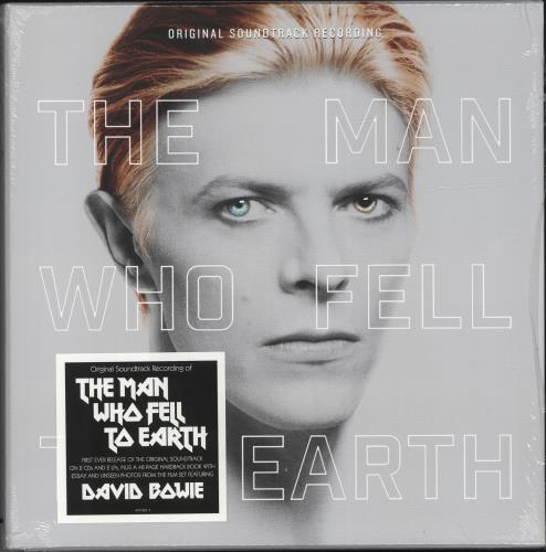 David Bowie The Man Who Fell To Earth - 2CD/2LP Box box set German BOWBXTH694392