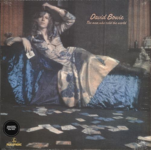 David Bowie The Man Who Sold The World - 180g Vinyl - Sealed vinyl LP album (LP record) UK BOWLPTH724277