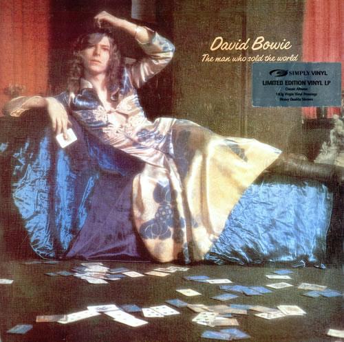 David Bowie The Man Who Sold The World - 180gm - Sealed vinyl LP album (LP record) UK BOWLPTH181697