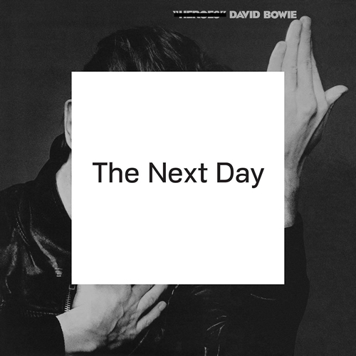 David Bowie The Next Day - Deluxe Edition CD album (CDLP) UK BOWCDTH600086