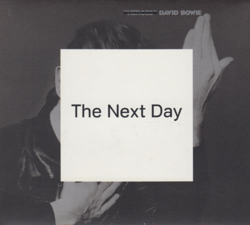 David Bowie The Next Day - Deluxe Edition CD album (CDLP) US BOWCDTH650548