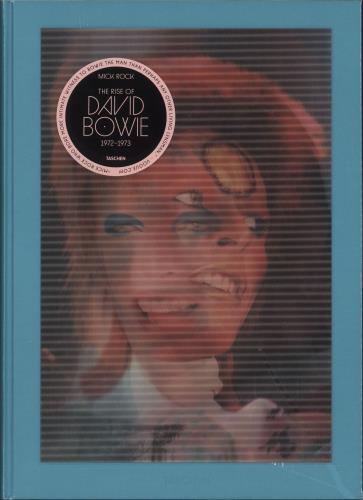 David Bowie The Rise of David Bowie 1972-1973 - Sealed book German BOWBKTH692932