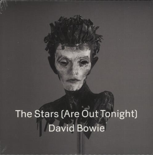 "David Bowie The Stars (Are Out Tonight) - Sealed 7"" vinyl single (7 inch record) UK BOW07TH725807"