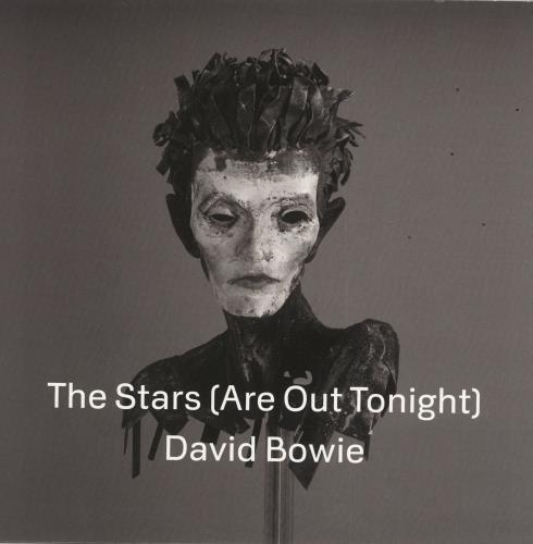 """David Bowie The Stars Are Out Tonight 7"""" vinyl single (7 inch record) Polish BOW07TH724284"""