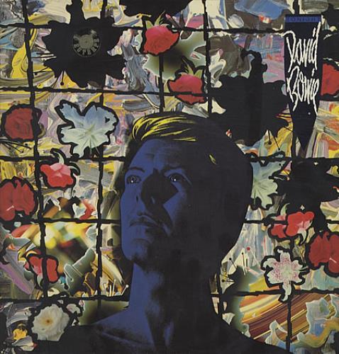 David Bowie Tonight vinyl LP album (LP record) Spanish BOWLPTO336804