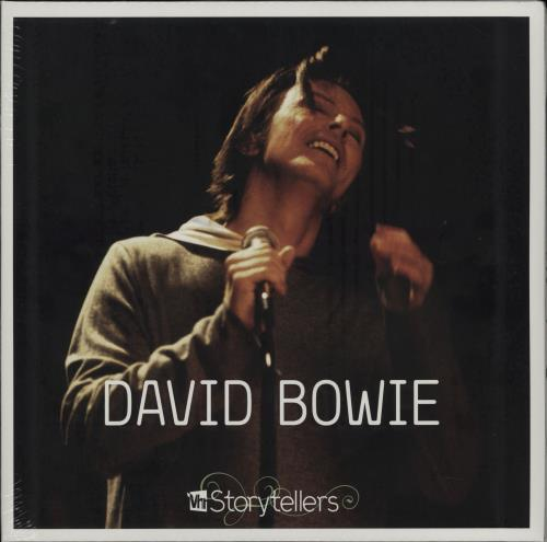 David Bowie VH1 Storytellers - 180gm Vinyl - Sealed 2-LP vinyl record set (Double Album) UK BOW2LVH731355
