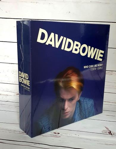 David Bowie Who Can I Be Now? [1974-1976] - 180gm - Sealed Box Vinyl Box Set UK BOWVXWH661104